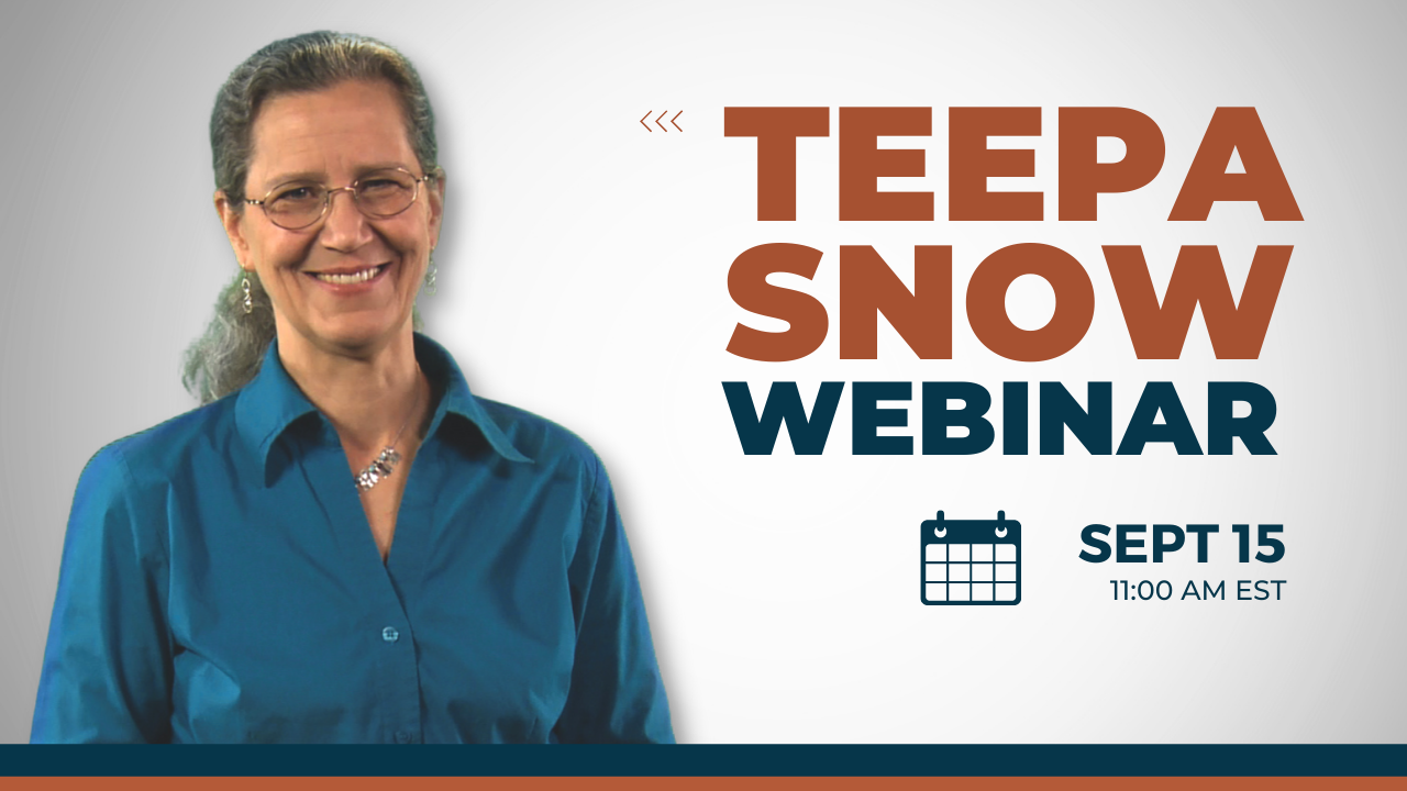 Webinar Featuring Teepa Snow