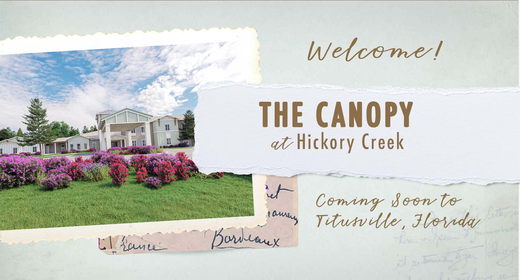 The Canopy at Hickory Creek: Coming Soon to Titusville Florida